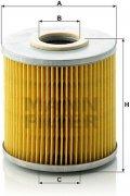 Olejový filter MANN FILTER H 1029/1 n