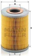 Olejový filter MANN FILTER H 1038