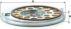 Filter automatickej prevodovky MANN FILTER H 1810/1