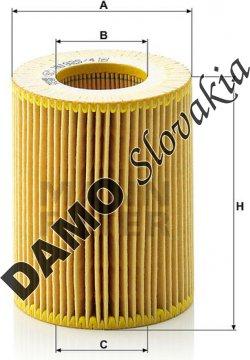 Olejový filter HU 925/4 y