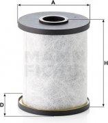 Filter odvzdušňovania LC 10 002/1 x