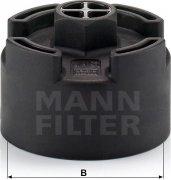 Povoľovací kľúč MANN FILTER LS 6/2