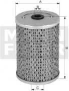 Palivový filter MANN FILTER P 1018/1