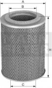 Olejový filter MANN FILTER H 1053/2 n