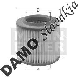 Vzduchový filter C 15 015