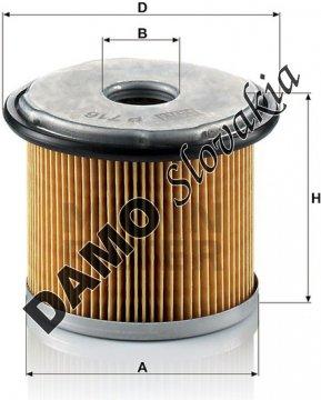 Palivový filter P 716