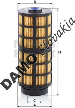 Palivový filter PU 7004 z