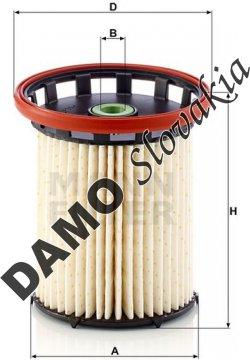 Palivový filter PU 8021