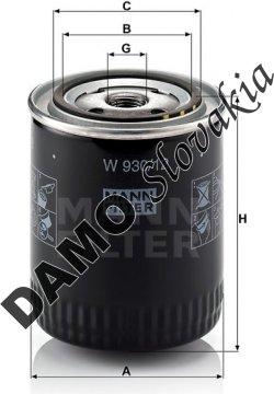 Olejový filter W 930/12