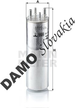 Palivový filter WK 857/1