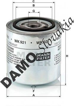 Palivový filter WK 921