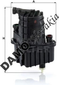 Palivový filter WK 939/3