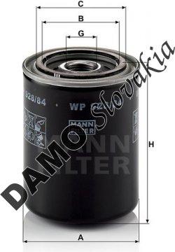 Olejový filter WP 928/84
