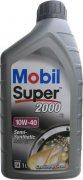 MOBIL SUPER 2000 X1 10W-40 - 1l