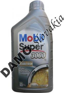 MOBIL SUPER 3000 X1 5W-40 - 1l