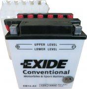 EXIDE BIKE 12V 14Ah 145A, EB14-A2