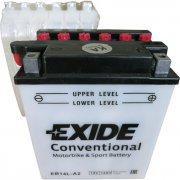 EXIDE BIKE 12V 14Ah 145A, EB14L-A2