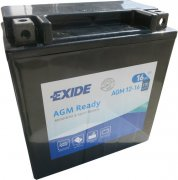 EXIDE BIKE 12V 16Ah 170A, AGM12-16