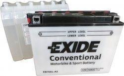 EXIDE BIKE 12V 16Ah 175A, EB16AL-A2