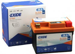 EXIDE BIKE 12V 28,8Wh 150A, ELTZ7S