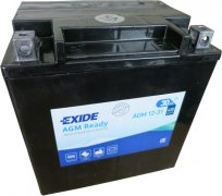 EXIDE BIKE 12V 30Ah 430A, AGM12-31