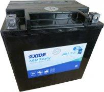 EXIDE BIKE 12V 30Ah 430A, AGM12-31
