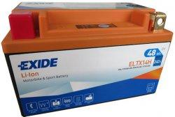 EXIDE BIKE 12V 48Wh 240A, ELTX14H