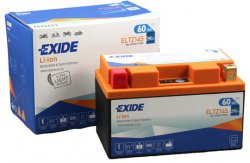 EXIDE BIKE 12V 60Wh 290A, ELTZ14S