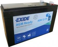 EXIDE BIKE 12V 7Ah 85A, AGM12-7F