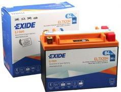 EXIDE BIKE 12V 84Wh 380A, ELTX20H