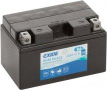 EXIDE BIKE 12V 8.6Ah 145A, AGM12-8
