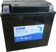 EXIDE BIKE 12V 9Ah 120A, AGM12-9
