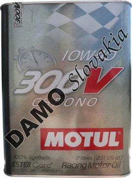 MOTUL 300V CHRONO 10W-40 - 2l
