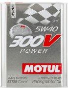 MOTUL 300V POWER 5W-40 - 2l