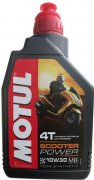MOTUL 4T SCOOTER POWER 10W-30 - 1l