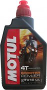 MOTUL 4T SCOOTER POWER 5W-40 - 1l