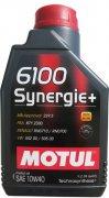 MOTUL 6100 SYNERGIE+ 10W-40 - 1l