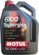 MOTUL 6100 SYNERGIE+ 10W-40 - 5l