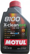 MOTUL 8100 X-CLEAN EFE 5W-30 - 1l