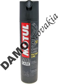 MOTUL C4 CHAIN LUBE FL - 400ml
