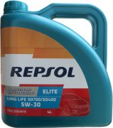 REPSOL ELITE LONG LIFE 5W-30 - 4l