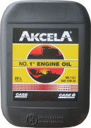 AKCELA NO1 ENGINE OIL 10W-30 - 20l