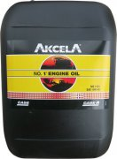 AKCELA NO1 ENGINE OIL 15W-40 - 20l