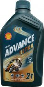 SHELL ADVANCE ULTRA 2T - 1l