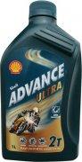 SHELL ADVANCE ULTRA 2T - 1l