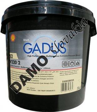 SHELL GADUS S2 V220 2 - 5kg