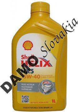 SHELL HELIX HX5 15W-40 - 1l
