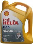 SHELL HELIX HX6 10W-40 - 4l