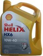 SHELL HELIX HX6 10W-40 - 5l
