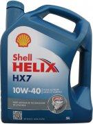 SHELL HELIX HX7 10W-40 -5l